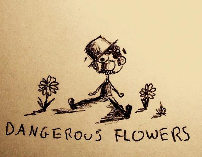 Dangerous flowers