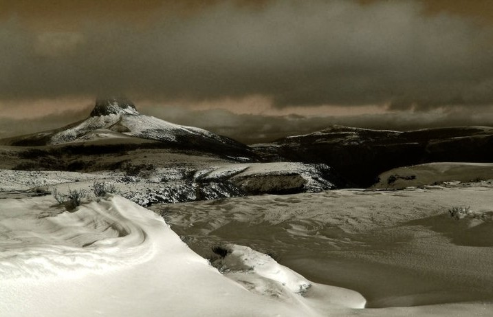 Highland plateaus