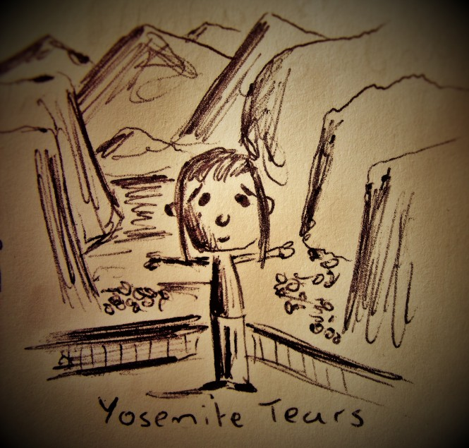 Yosemite tears