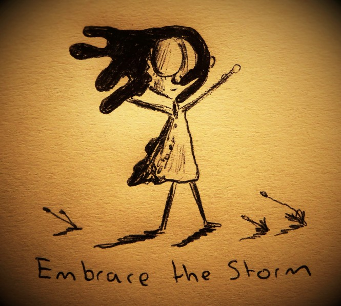 Embrace the Storm