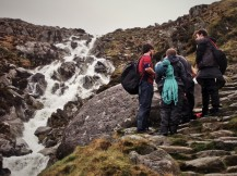 Route finding in Snowdonia National Park