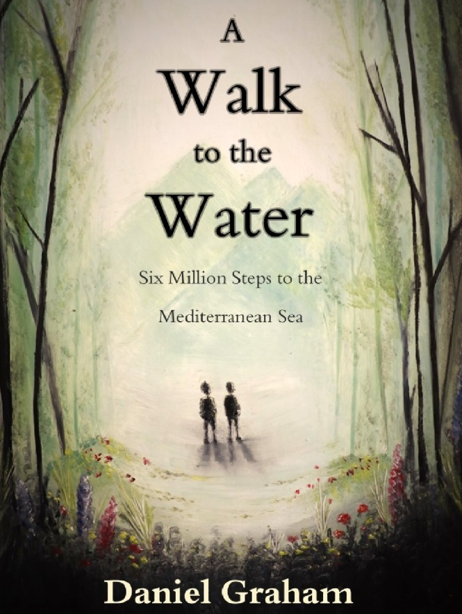 A Walk to the Water cover design