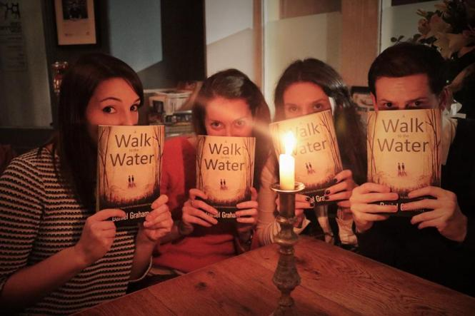 A Walk to the Water book launch